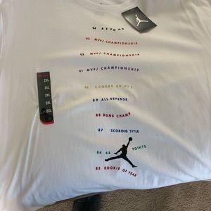 Air Jordan retro 9 T- shirt